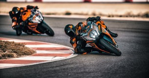 Motornieuws 2022: KTM RC125/RC390