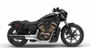 In 2022 al kleine Harley met grote motor?