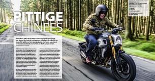 Eerste Test CF Moto 700CL-X Heritage