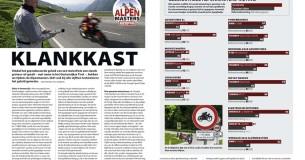 Alpenmasters 2021: Geluidsmeting