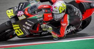 Aprilia in de MotoGP