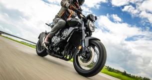 Gratis online lezen: Eerste Test Honda CB1000R