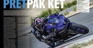 Eerste Test Yamaha R7