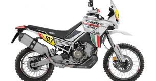 Rally-concept van Aprilia's Tuareg
