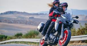 Motornieuws 2022: Ducati Multistrada V2