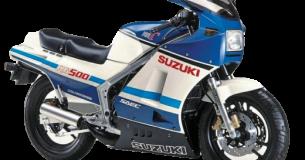 Onderdelen voor oude Suzuki's? Op naar Engeland
