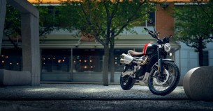 Special Editions voor Triumph modern classic-range