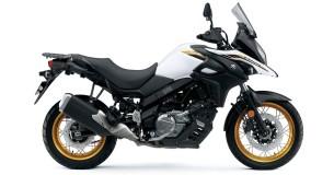 Nieuwe kleuren Suzuki V-Strom 650/XT