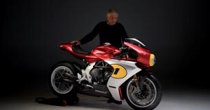 MV Agusta eert Giacomo Agostinio met speciale Superveloce