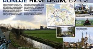 Roadbook-tour Utrecht 2013