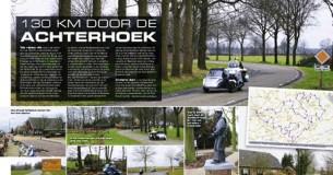 Roadbook-tour Achterhoek 2013