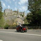 Ruinetoer door Ardennen