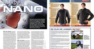 Producttest: 4 jacks met nano-coating