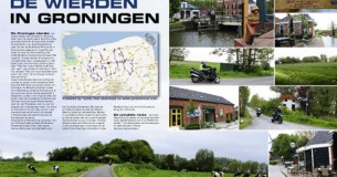 Roadbook-tour Groningse Wierden