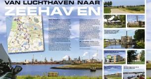 Roadbook-tour Schiphol