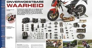 Duurtest eindverslag Honda CBR600F