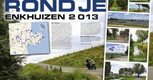 Roadbook-tour Enkhuizen 2013