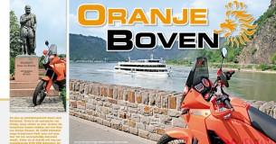 Oranjeroute door Duitsland