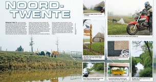 Roadbook-tour Twente