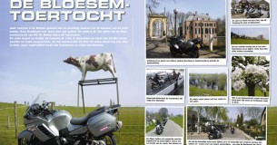 Roadbook-tour Bloesemtocht