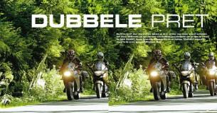Toer-twins: BMW F800ST – Honda Deauville – Kawasak