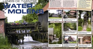 Roadbook-tour Watermolentoertocht Twente