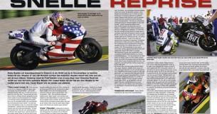 MotoGP Testen Valencia