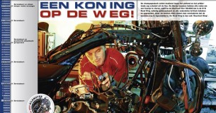 50.000 km test Harley-Davidson Road king
