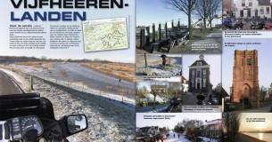 Roadbook/tour Vijfheerenland