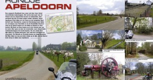 Roadbook-tour Veluwe