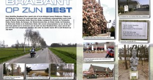Roadbook-tour Zuid-Brabant