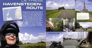 Roadbook-tour Friesland MP 17-2009