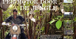 Jungle avontuur Henno van Bergeijk
