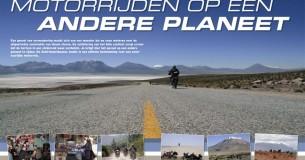 Motorreis door de Andes