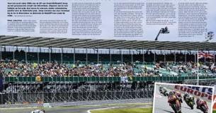 GP Wegrace Silverstone, GB