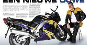 Mijn Trots: Gerrit Wesselink en zijn Suzuki RF900R