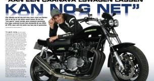 Mijn Trots Joost van Dinther en zijn Kawasaki Z900