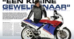 Mijn Trots Sander Gijsbertsen en zijn Honda VFR400R