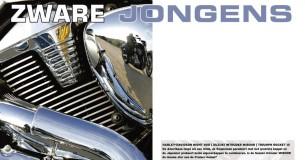 Harley-D. Night Rod-Suzuki M1800R-Triump RocketIII