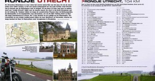 Roadbook-tour Utrecht