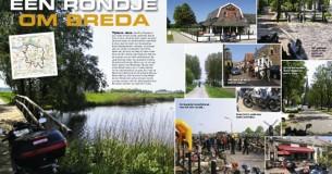 Roadbook-tour Breda