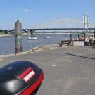 Toeren rond Nijmegen