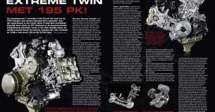 Techniek: Ducati 1199 Panigale V-Twin