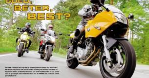 BMW F800S – Honda CBF1000 – Kawasaki ER-6n