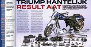50.000 km test Triumph Thunderbird