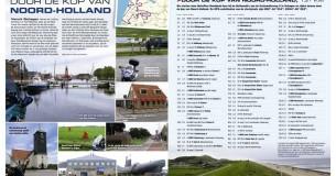 Roadbook-tour Noord-Holland 2012