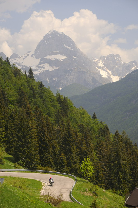 Tour de Triglav, Slovenië | MotoPlus
