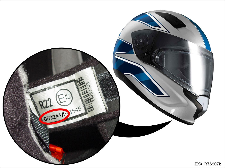 terugroepactie bmw helm sport motoplus. Black Bedroom Furniture Sets. Home Design Ideas