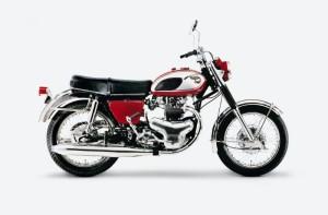Kawasaki W1 - 1966