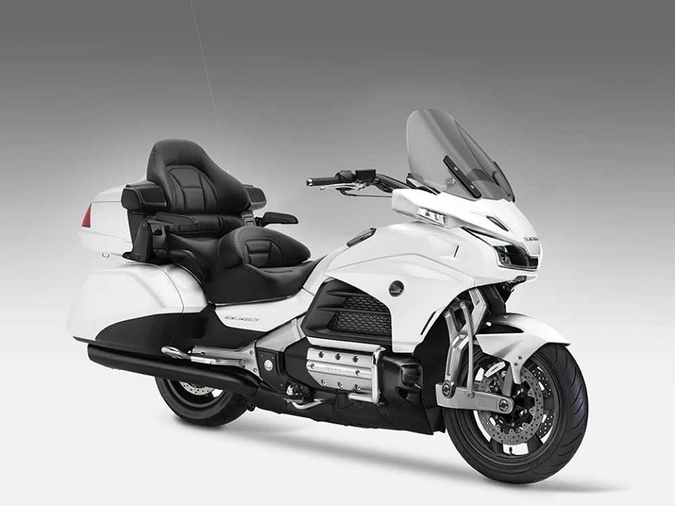 Honda Goldwing Hybrid | MotoPlus
